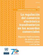 La regulación del comercio electrónico transfronterizo en los acuerdos comerciales