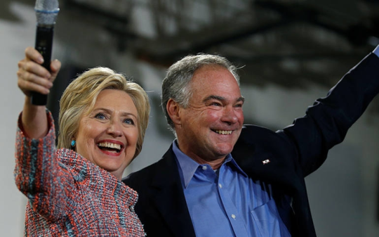 Hillary's Serpent Seed Gives Birth to Jesuit President Kaine - VP Choice Decoded