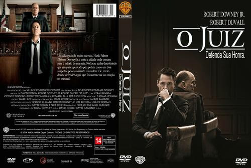 O Juiz Torrent – BluRay Rip 720p ou 1080p Dublado 5.1 (2014)