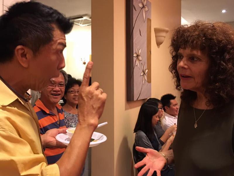 Singapore learning Chinese