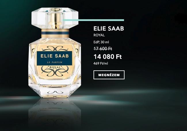 Designer Weeks - ELIE SAAB Le Parfum Royal