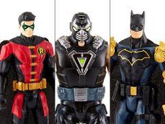 "BATMAN MISSIONS 6"" BATMAN & ROBIN VS. BANE THREE PACK"