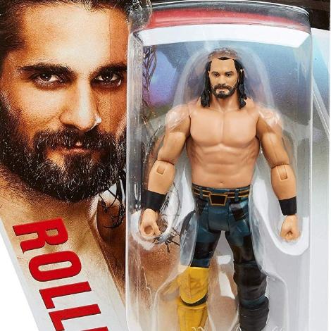 Image of WWE Basic Figure Series 102 - Seth Rollins