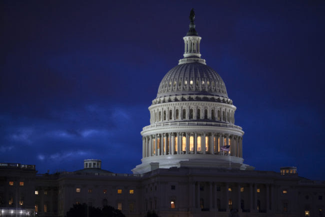Senate Passes Budget Blueprint in Crucial Step for Tax Overhaul