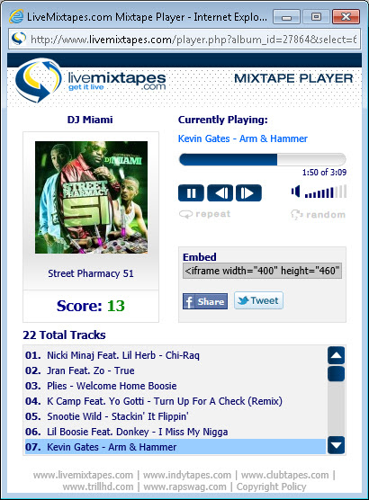 sp 51 livemixtapes pic