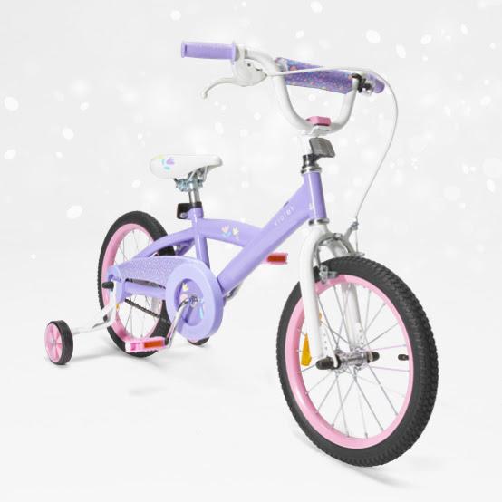 40cm Violet bike $69.