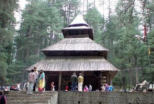 Hadimba Devi Temple in Manali