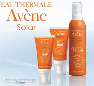 Eau Thermale Avène Solar