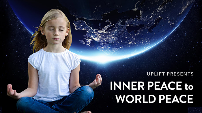 Watch 'Inner Peace to World Peace' for Peace Day! 0cbbdd8a-dfe5-4a7b-b546-56a1e58a0ce2