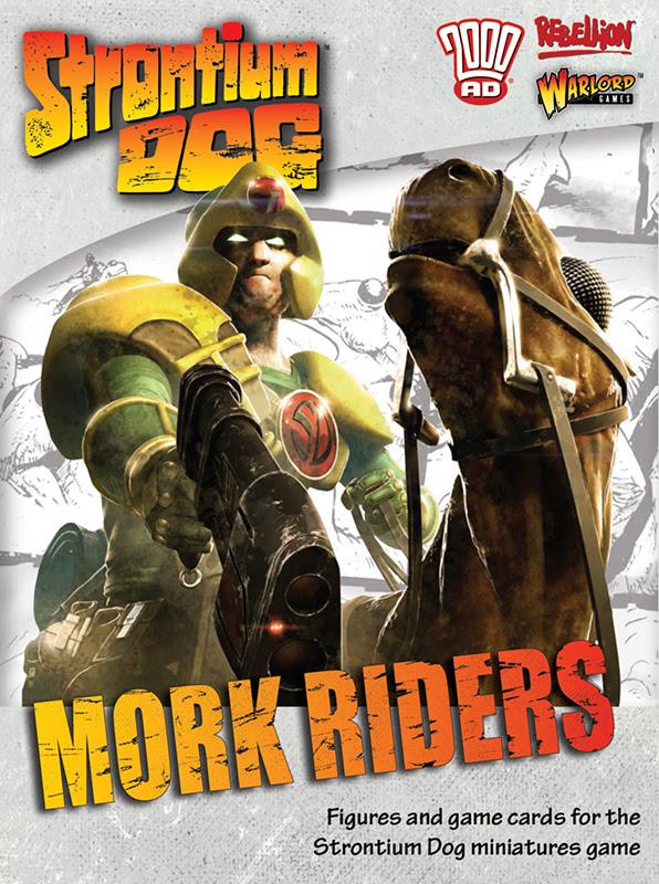 New Strontium Dog Mork Riders