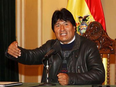 Evo Morales, en una imagen reciente. EFE
