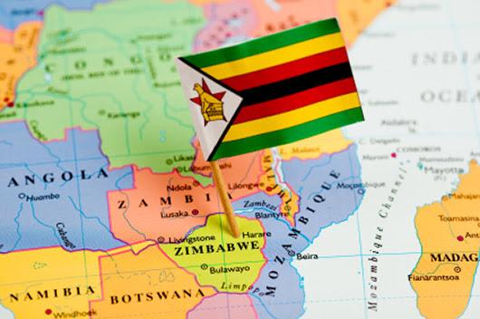 בילד: מוגאבי קריגט שוץ אין זימבאבווע