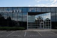 The ITT Technical Institute campus in Columbus, Ohio.