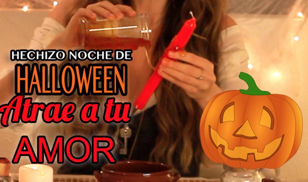 Hechizo Noche de Halloween Amor