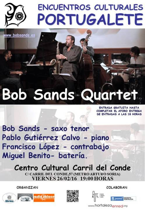 Bob Sands Quartet