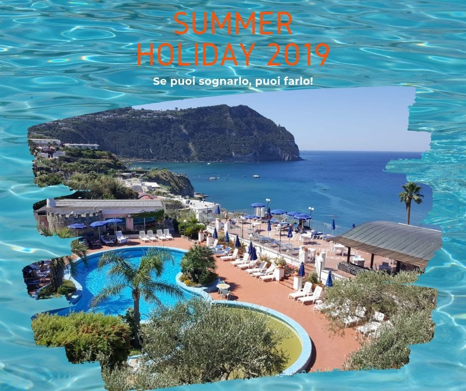 🔅Prenota la Tua Vacanza Mediterranea ad Ischia 🔅