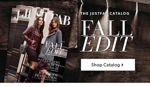 Fall Edit - Shop Catalog