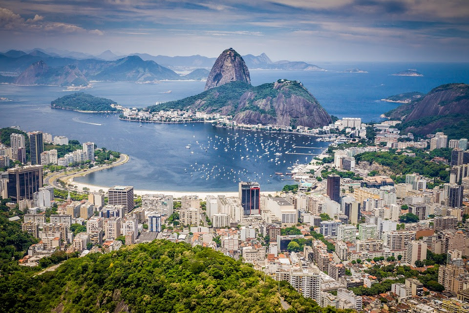 Rio De Janeiro, Brasil, Montanha, Turismo, Paisagem