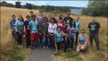 FishNews 247 science camp kids