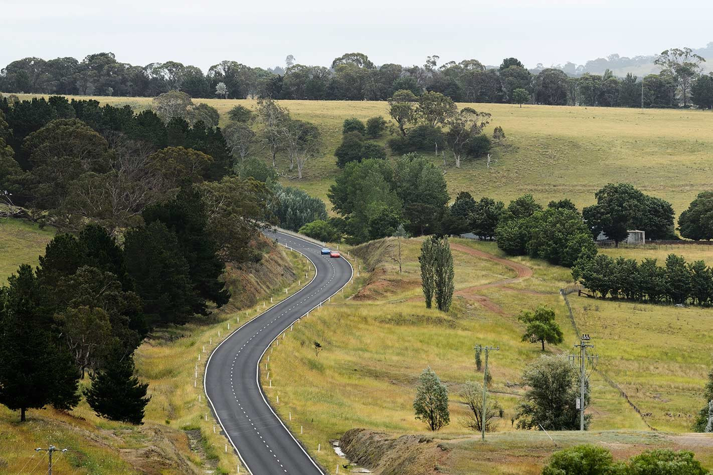 NSW driving roads