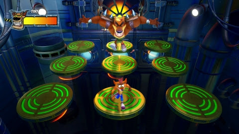 Get Pumped! Crash Bandicoot N. Sane Trilogy is Jumpin' and Wumpin' to Nintendo Switch™, Xbox One, an ...