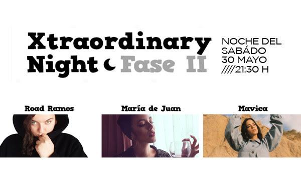 Xtraordinary Night Fase II