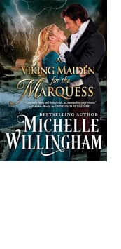 A Viking Maiden for the Marquess by Michelle Willingham