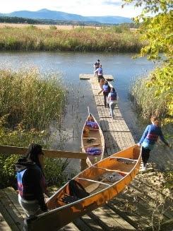 Tivoli Bays Canoe Trip