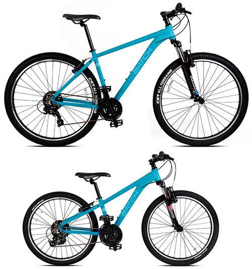 Batch Bicycles MTB