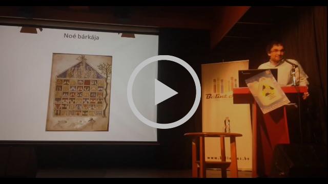 Az ember és egyéb állatok | Balázs Gábor előadása a Természet. Tudat. Zsidóság. eseményen