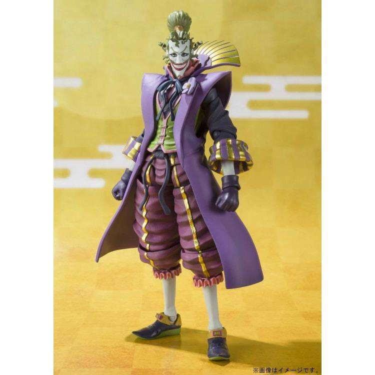 Image of Batman Ninja S.H.Figuarts Joker (Demon King of the Sixth Heaven Ver.)
