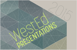 WestEd Presentations in 2015