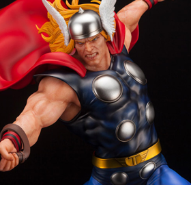 Marvel Comics Thor Fine Art Statue