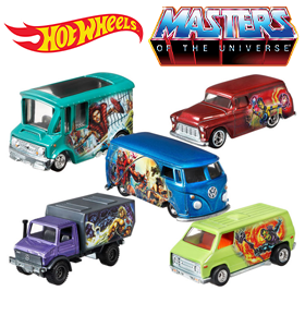 Masters of the Universe Hot Wheels