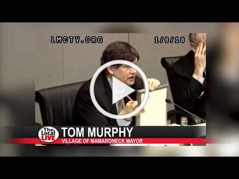VOM Mayor Tom Murphy Declares January 11 The Local Live Day