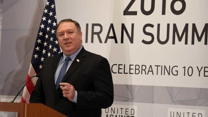 EE.UU. pone fin al tratado de amistad con Irán de 1955