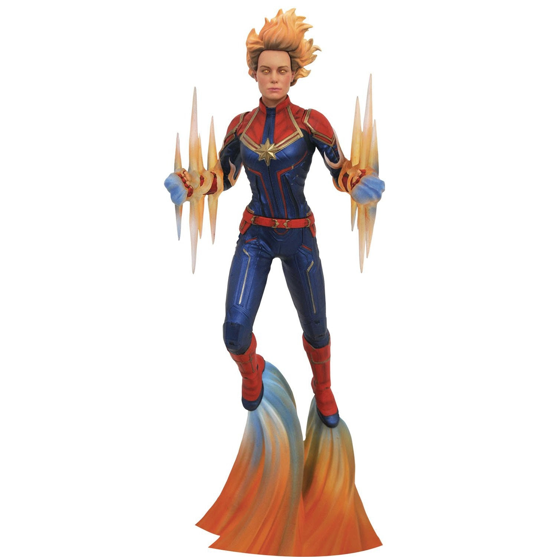 Image of Marvel Gallery Captain Marvel Movie Binary Power PVC Statue - JULY 2020
