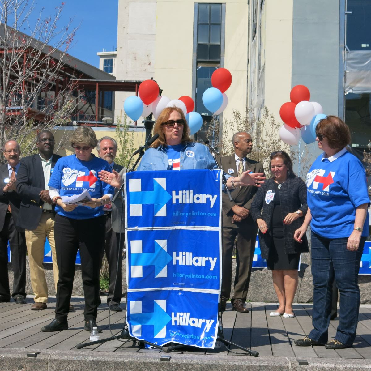 Yonkers Rally with Hillary