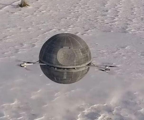 Death Star Drone