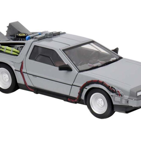 Back to the Future Time Machine 6