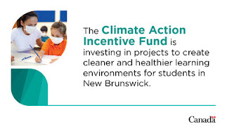 Government- of -Canada- is -providing- cleaner-, more energy-efficient classrooms- for- students- New- Brunswick- schools