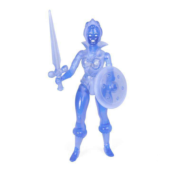 Image of Masters of the Universe Vintage Wave 3 - Teela (Frozen)