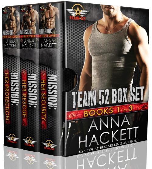 Cover for 'Team 52 Box Set (Books 1-3)'