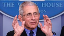 Dr. Anthony Fauci closes distance with social media generation