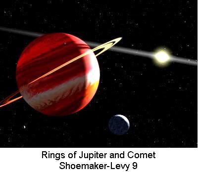 Comet Levy 9