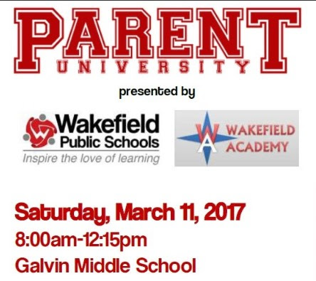 Parent Workshop In Wakefield March 11th >> Dolbeare Elementary Wakefield Metco Program