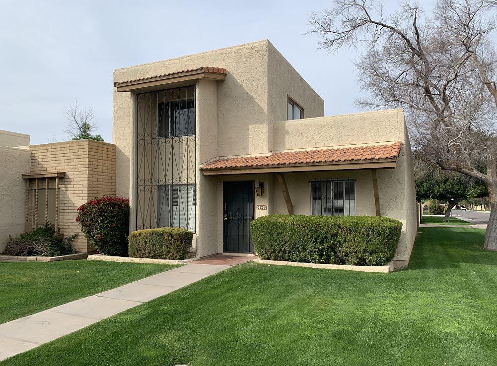 2134 E Dunbar Dr, Tempe, AZ 85282 wholesale townhouse