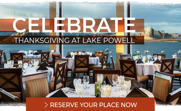RESERVE YOUR THANKSGIVING GETAWAY NOW