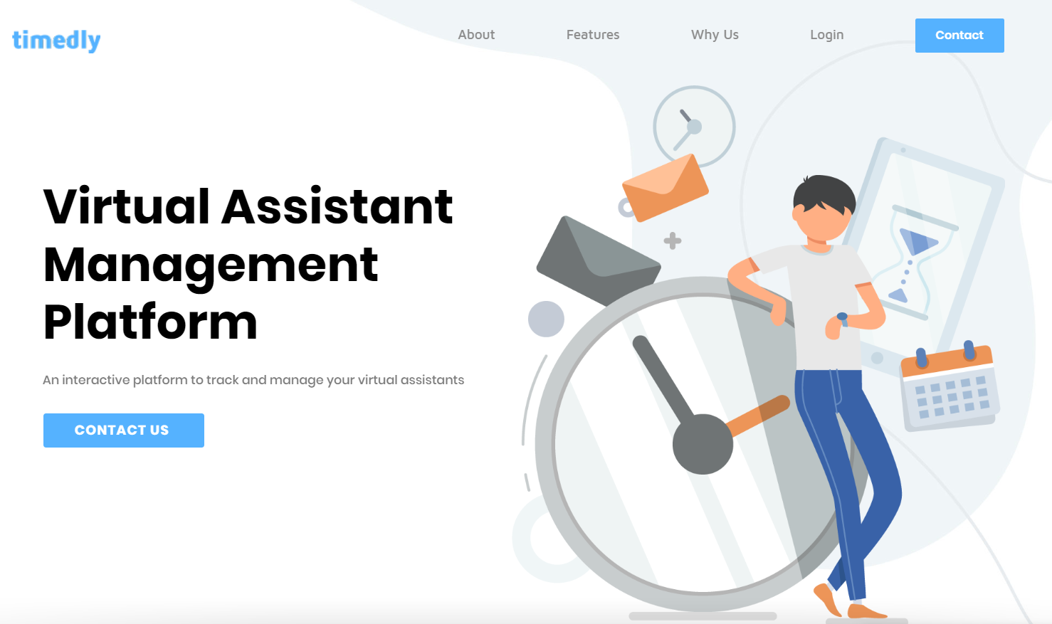 Virtual Assistant Management Platform