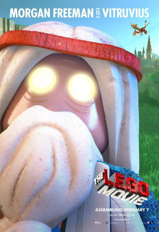 The-LEGO-Movie-Morgan-Freeman-est-VITRUVIUS